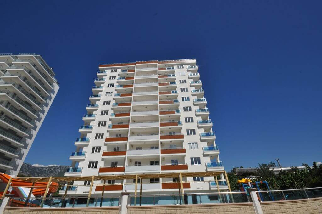 New Apartments In Alanya/Mahmutlar