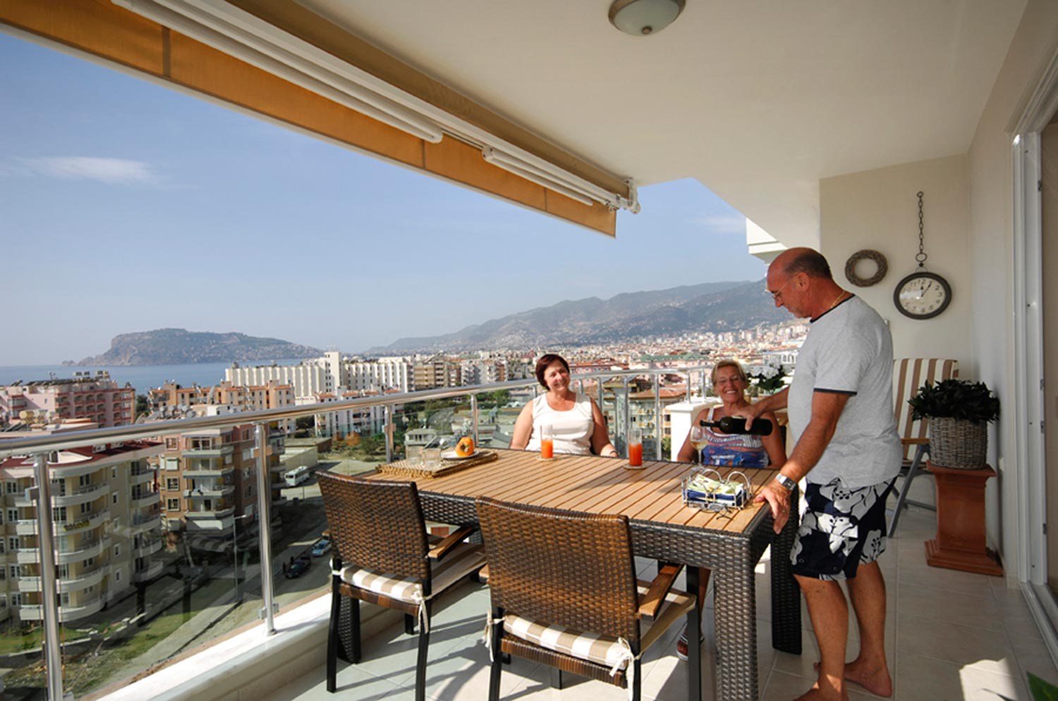 Luxury Flats At Centre Of Alanya