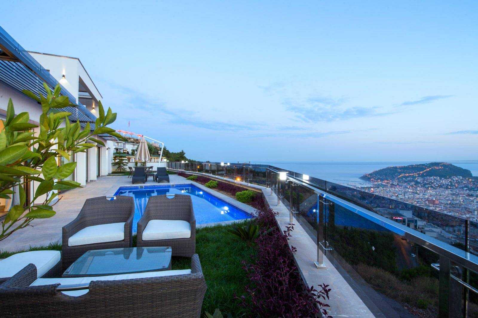 Outstanding Houses In Alanya Hills